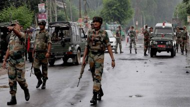 Pulwama Attack: Curfew Continues in Jammu and Kashmir for 5th Day on Tuesday