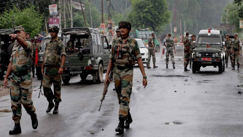 AFSPA lifted from Meghalaya, kept in some Arunachal border areas
