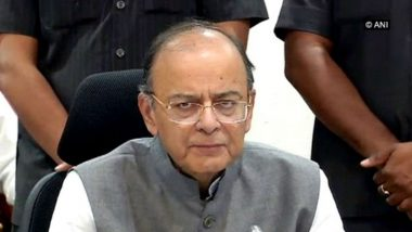 Arun Jaitley Leaves for US for Medical Check Up Relating to Kidney Ailment