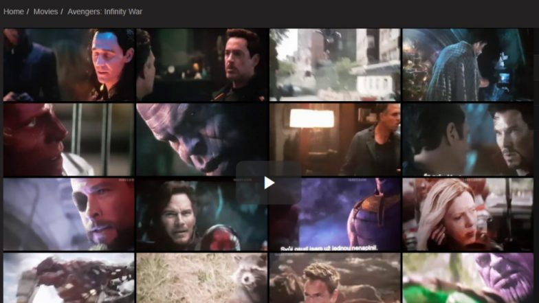avengers infinity war full movie available to download