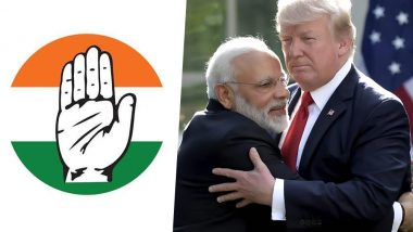 Stop 'Hugplomacy', No Indian in US Benefitted: Congress Takes Jibe at PM Modi on H1B Visa Row