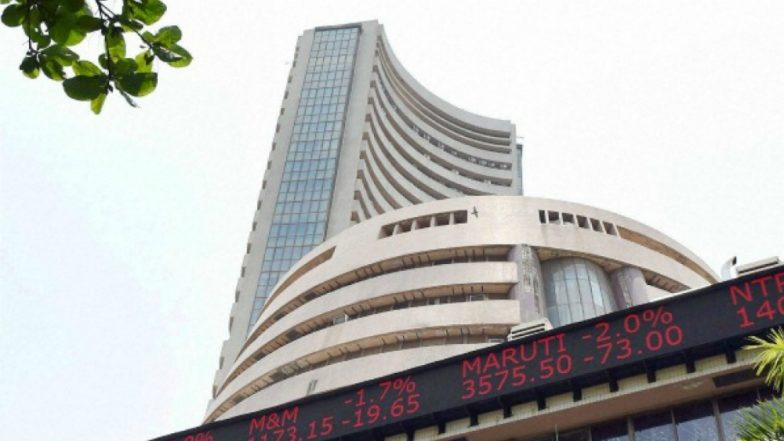 Sensex Breaches 38,000 Mark for The First Time in Indian History