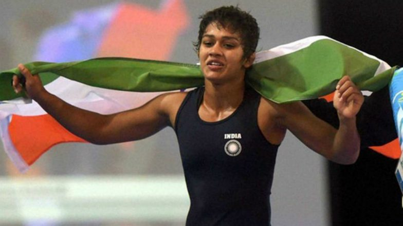Wrestler Babita takes silver at CWG