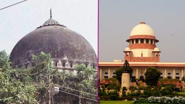 Ayodhya Verdict: Jamiat Ulama-i-Hind Files Review Petition in Supreme Court Against November 9 Judgment
