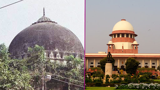 Treat Ayodhya title suit as property dispute, Supreme Court told