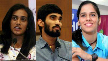 Saina Nehwal, P V Sindhu, Kidambi Srikanth, Prannoy Advance in Badminton Asia Championships