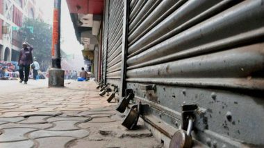 Jammu & Kashmir: Separatists' Call Strike in Poll-bound Areas