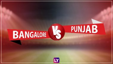RCB vs KXIP, IPL 2018 Match Preview: Royal Challengers Bangalore Look to Open Account Against Kings XI Punjab