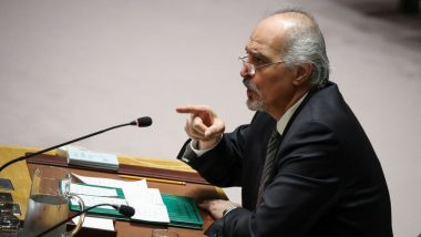Syrian Strikes Were Aimed at Motivating Terrorists on Our Soil: Damascus Envoy to UN