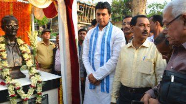 Biplab Kumar Deb's 'Mahabharata' Blooper: Funny Picture Messages and Memes of Tripura CM Go Viral!