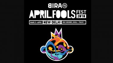 April Fools' Fest 2018, Delhi: First Edition Sees Two-Day Event Conclude With Over 10,000 Fans!