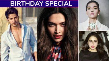 Deepika Padukone, Sonam Kapoor, Sara Ali Khan - Who Should Varun Dhawan Romance Next?