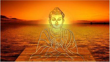 Buddha Purnima 2018 Greetings: Gif Images, Quotes, WhatsApp, Facebook & SMSs to Send Wishes on Birth Anniversary of Gautama Buddha