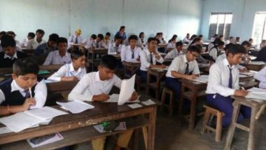 'Class X Students in Odisha To Appear HSC Exams at Their Own Schools', Says Education Minister Samir Ranjan Dash