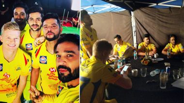IPL Diaries 2018: Team Chennai Super Kings Shoot For a Soft Drink Commercial