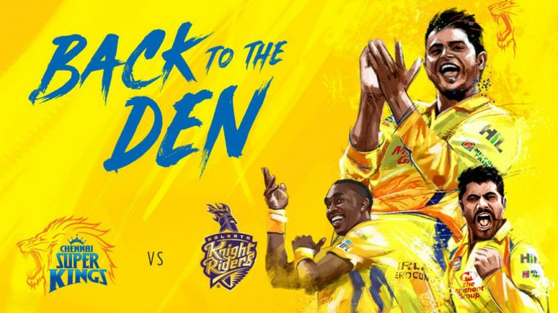 CSK vs KKR, IPL 2018: Chennai Super Kings' First Home Match in two Years & Other Facts