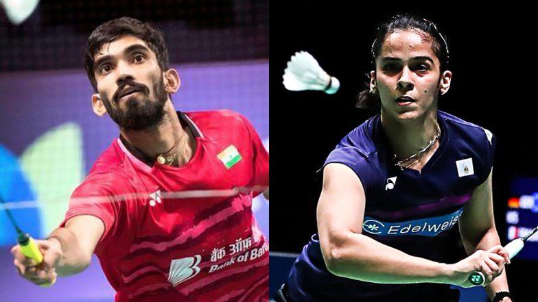 CWG 2018: India Defeat Sri Lanka 5-0 in Badminton, Saina Nehwal & Kidambi Srikkanth Start on a Winning Note