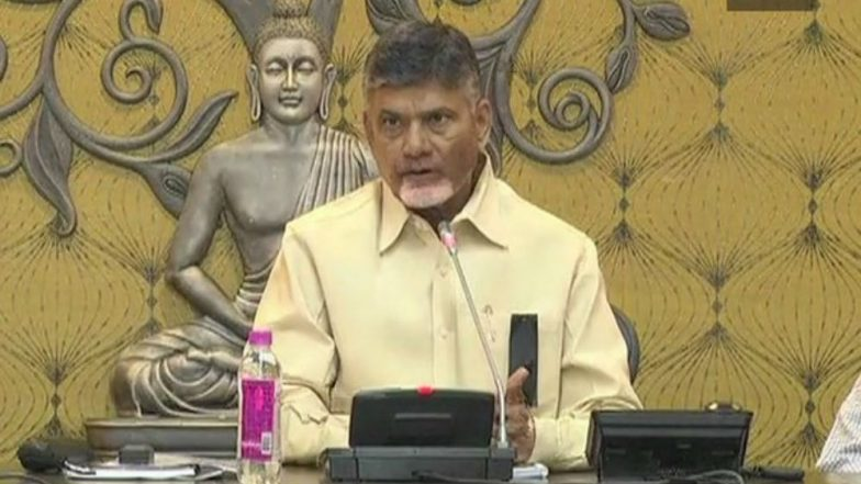 Telangana Assembly Elections 2018: TRS Steps Up Attack on AP CM Chandrababu Naidu, Says He Conspired Against the Interest of State