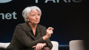 US-China Tensions 'Threat' to World Economy, Says IMF Chief