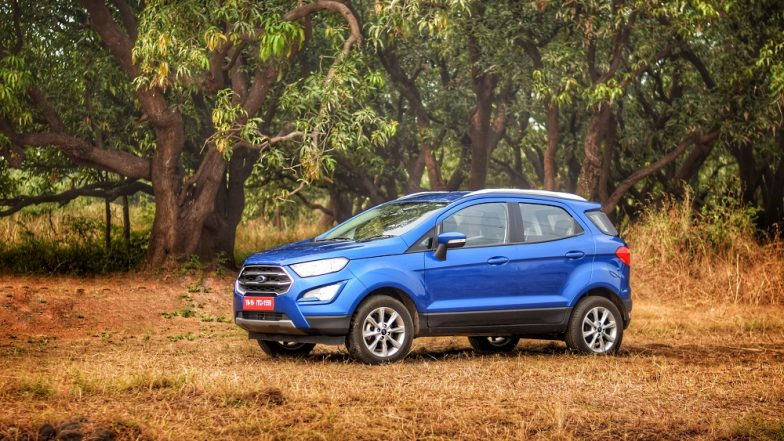 2018 Ford EcoSport Titanium S to come with EcoBoost Engine; India Launch Imminent