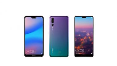 Huawei P20 Lite & P20 Pro Launched in India; Priced at Rs 19,999 and Rs 64,999