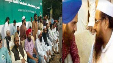 Khalistan Supporter Gopal Singh Chawla Met JuD Chief Hafiz Saeed: Photographs Sparks Controversy