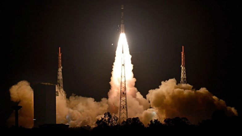 ISRO Successfully Launches IRNSS-1I Navigation Satellite Aboard The PSLV-C41 From Sriharikota in Andhra Pradesh: All You Need to Know