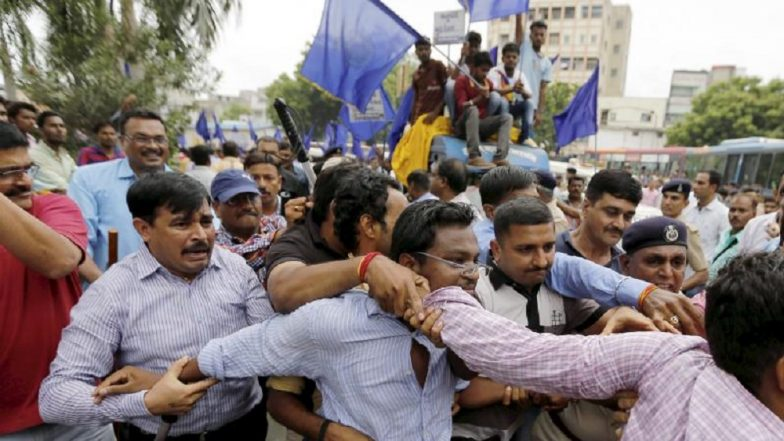 Bharat Bandh Tomorrow Called by Dalit, Farmer Groups: Will Schools, Buses, Train Services be Affected? Know What All Remains Closed