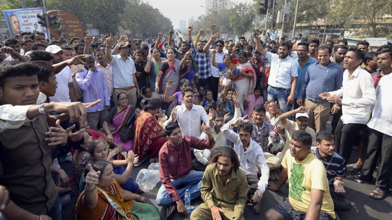 Dalit protests hit Ghaziabad hard, about 1000 booked
