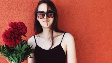 Ukrainian Model Daria Molcha Suspected to be 'Honeytrap'