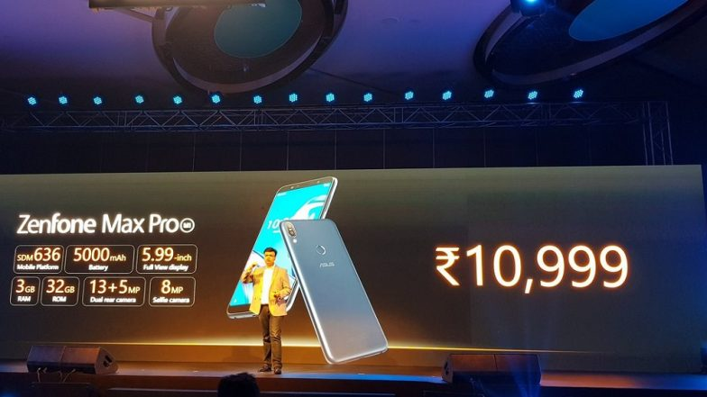 Asus Zenfone Max Pro M1 launched in India: Price, specs and more