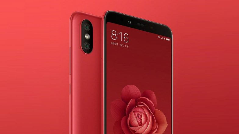 New Xiaomi Mi 6X (Mi A2) with Dual Camera Launched in China; India Launch, Price, Specifications & Features