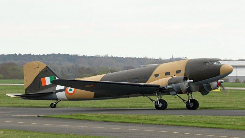 Dakota DC-3: World War II Aircraft Reaches India To Re-Join Indian Air Force
