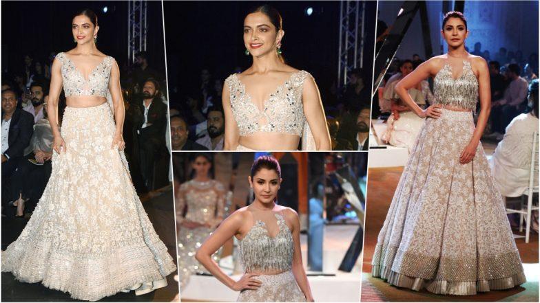 Deepika Padukone or Anushka Sharma, Who Looks More Gorgeous in ...