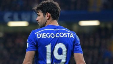 Atletico Madrid Coach Diego Simeone says Diego Costa Unlikely to Play First Leg vs Arsenal