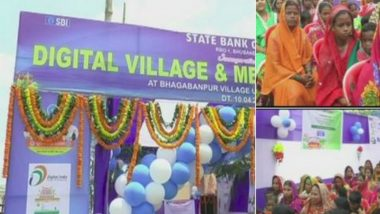 Cashless Economy at the Rise! SBI Adopts Odisha's Village for Digital Payments