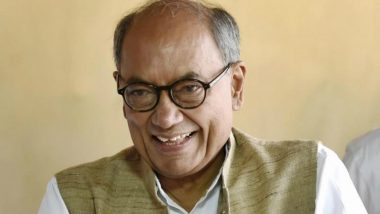 Digvijaya Singh's Number Propped up in Letters Exchanged by Naxals, Confirms Pune Police
