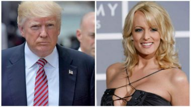 Donald Trump Says Porn Star Stormy Daniels is Conning the Media