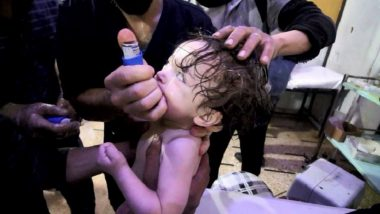 German Study Shows Bashar Al-Assad Used Chemical Weapons '336 Times' Against Syrians