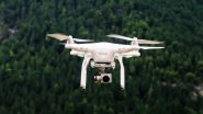 Drone Use Permission Granted by Ministry of Civil Aviation to Directorate of Urban Local Bodies (Haryana) To Help in Development of AMRUT Cities