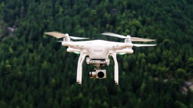 Uttar Pradesh Police to Use Drones to Spot Illegal Liquor Dens Near Nepal Border