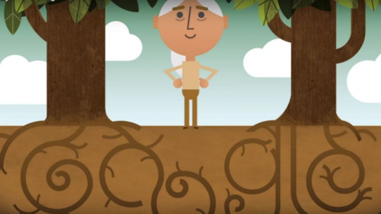 Earth Day 2018: Google Doodle Delivers a Strong Message from Jane Goodall