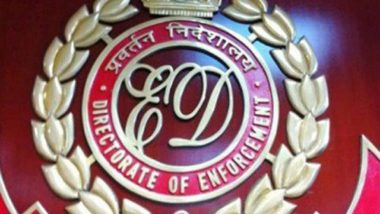 Enforcement Directorate to File Money Laundering Case in Uttar Pradesh Sand Mining