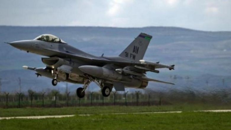 US Seeks Information on Potential Misuse of F-16 by Pakistan