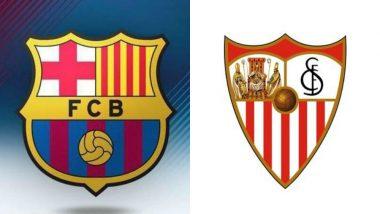 FC Barcelona and Sevilla in League Action Ahead of Copa Del Rey Final