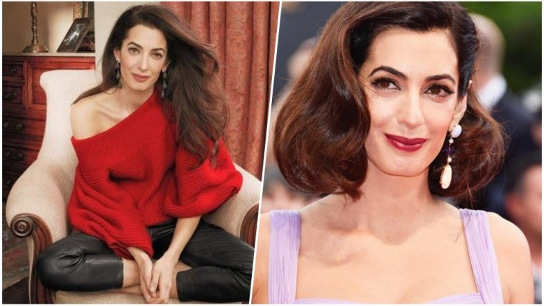 Amal Clooney Lands Her First Vogue Cover, Wins Best Power Brows in Hollywood: View Pic