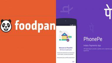 Foodpanda, PhonePe Partner to Strengthen Digital Payment Portfolio