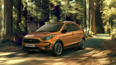 Ford Freestyle Launching Today in India; Watch LIVE Streaming & Online Telecast of Freestyle CUV Launch