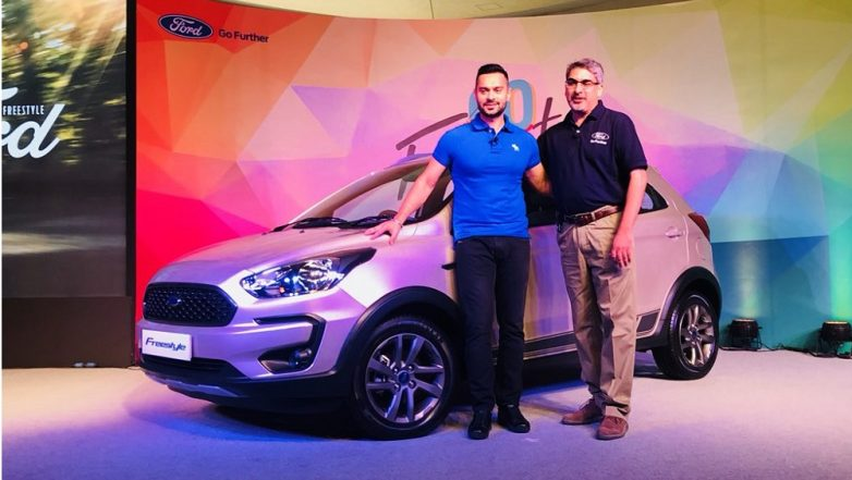 Ford Freestyle CUV Launched in India; Priced at Rs 5.09 Lakh