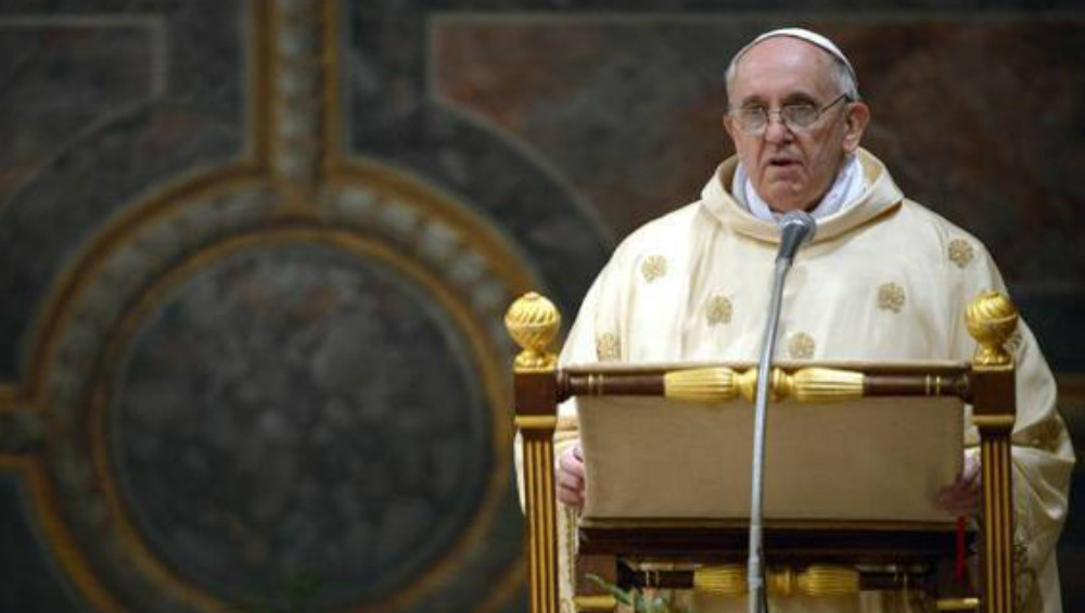 Pope Francis Condemns 'Unspeakable Horror' of Nuclear Weapons at Nagasaki